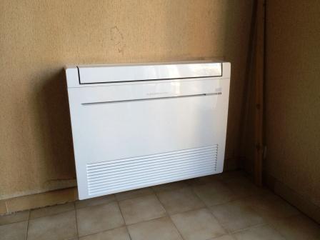 installation d 39 une pompe chaleur hyper heating dans une. Black Bedroom Furniture Sets. Home Design Ideas